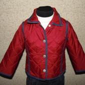 Стёганая куртка s.Oliver на 2-3 года,рост 92-98 см.Мега выбор обуви и одежды!