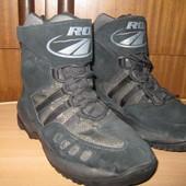 демисезонные ботинки 38-39р ROAD polo