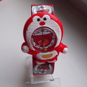 Часы на гибком браслете Дораэмон