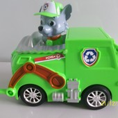 Большая музыкальная машинка «Paw Patrol -Щенячий патруль»