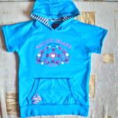 Модная футболка с капюшоном для девочки 11 лет ( 146 -152) Store Twenty One