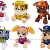 Щенячий патруль средний щенок мягкая игрушка 20см.