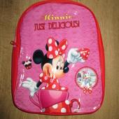 Детский рюкзачок (рюкзак) С Минни Маус