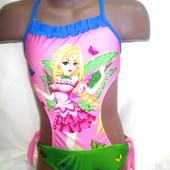 Яркие купальники Same game на девочек от 3 до 12 лет.
