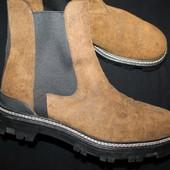 Prada ботинки размер 45. Нубук. Оригинал