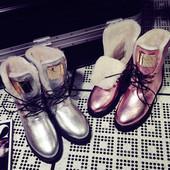 Зимние ботинки Giuseppe Zanotti