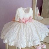 Сказочное платье  Ангелина
