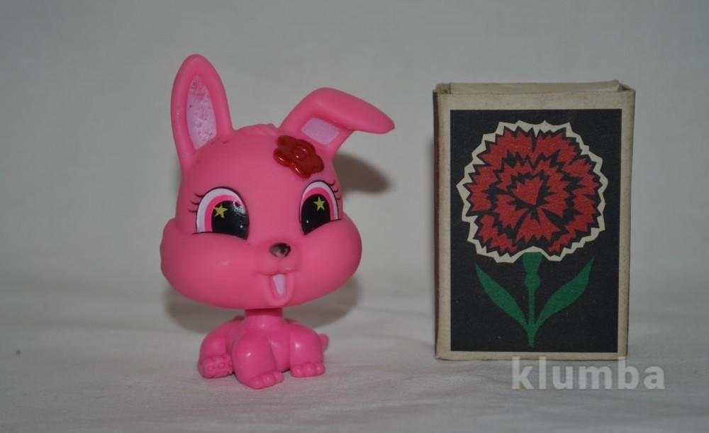 Кролик зайка под pets shop зоомагазин lps фирмы симба simba фото №1