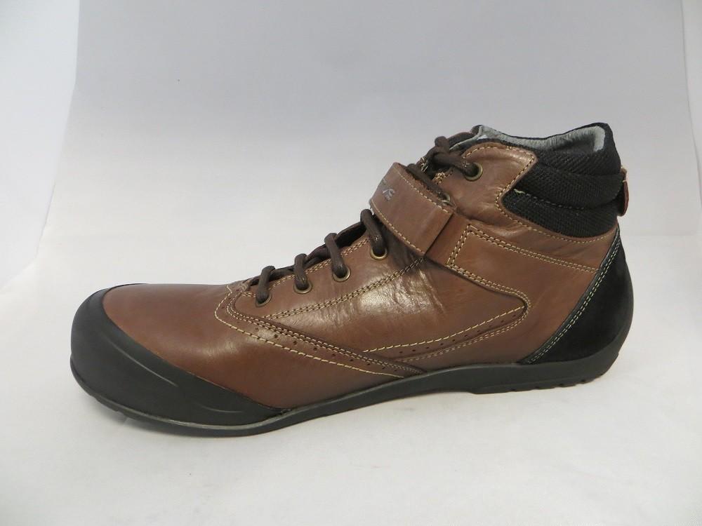 Кожаные ортопедические ботинки Protective - Германии. фото №1