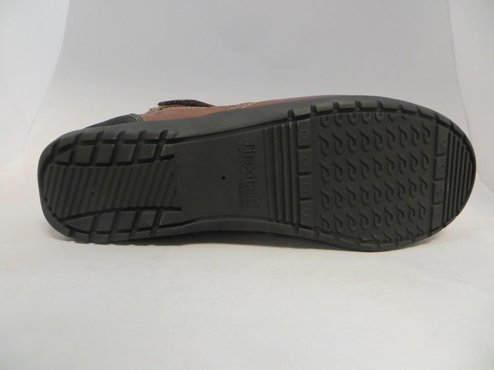 Кожаные ортопедические ботинки protective - германии. фото №4