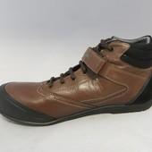 Кожаные ортопедические ботинки Protective - Германии.