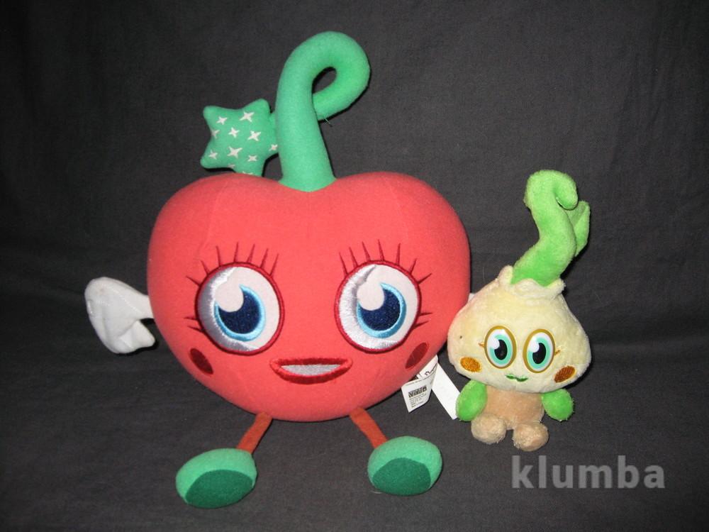 Мягкие игрушки moshi monsters фото №1