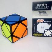 Головоломка скьюб QiYi Mofangge Skewb (кубик Рубика)