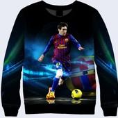 Ценителям футбола и бокса 3D cвитшоты