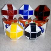 Головоломка Змейка Рубика Shengshou - высокое качество, антивандальная
