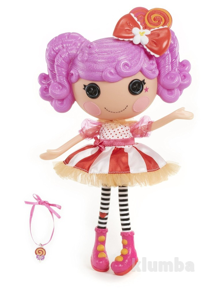 Кукла lalaloopsy серии lalabration смешинка 33см фото №1