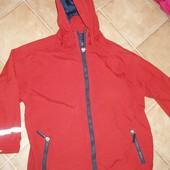 330 Куртка Sportswear 140.двойная зима.