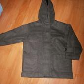 До 07.02.-179 грн.Пальто для мальчика на 4-7 лет. Деми. Замеры.