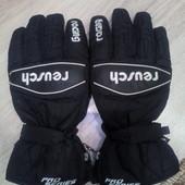 термо перчатки  Reusch XL Германия