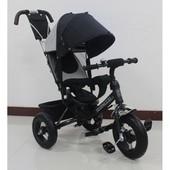 Детский трехколесный велосипед Tilly Trike T-364 черный