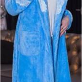 Женский халат   размеры до 2ХЛ  три варианта цвета