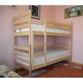 """Буковая кровать """"Шрек"""" \ Бесплатная доставка"""