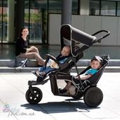 Прогулочная коляска Hauck Freerider для двойни