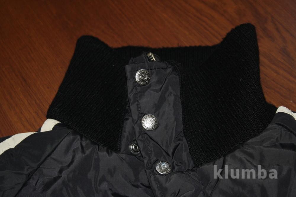 12-14 лет (152-158 см) replay(италия) демисезонная куртка для мальчика. идеальное состояние фото №4