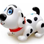 Детская интерактивная игрушка собачка Дружок