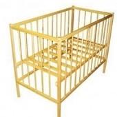 кроватка стационарная