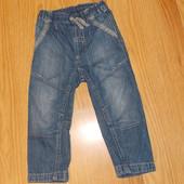 Стильные джинсы George для мальчика 18-24 месяцев, 86-92 см