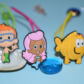 Заколки Bubble Guppies