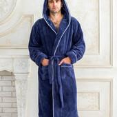 мужские Турецкие халаты. теплые и практичные.