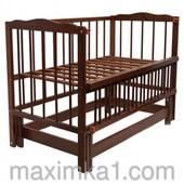 Детская кроватка для новорожденных Малятко