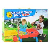 Детский столик песочница