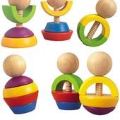 Набор для развития комбинаторики, Мир деревянных игрушек