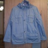 Куртка-вітровка котонова