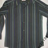 Рубашка в полоску GQ Размер M