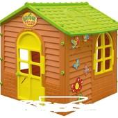 Большой садовый домик mochtoys, garden,