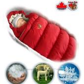 Зимний пуховый конверт Inflated Lux Canada