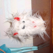 Мягкая   игрушка   котик