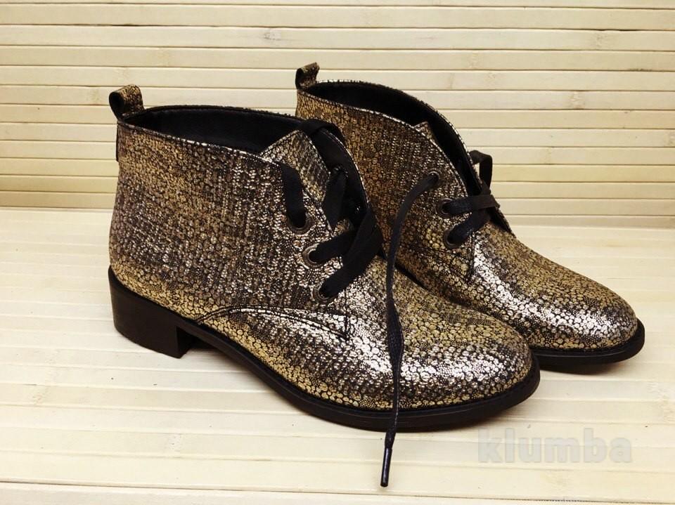 Ботинки натуральная кожа!самые низкие цены! фото №10