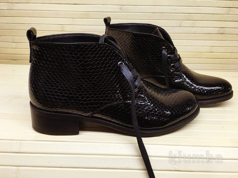 Ботинки натуральная кожа!самые низкие цены! фото №5