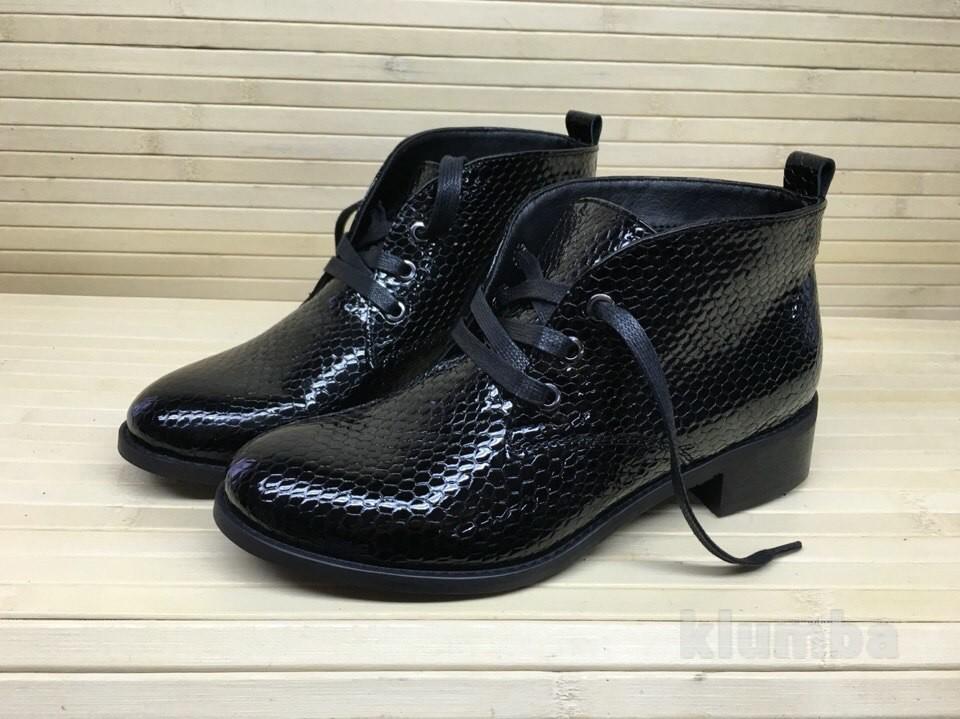 Ботинки натуральная кожа!самые низкие цены! фото №4