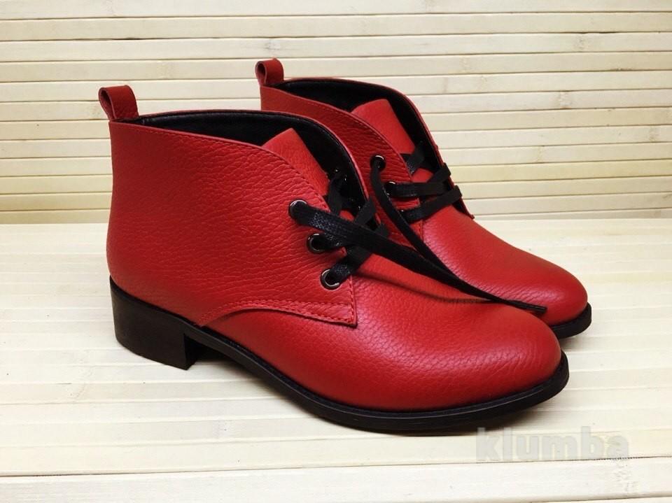 Ботинки натуральная кожа!самые низкие цены! фото №17