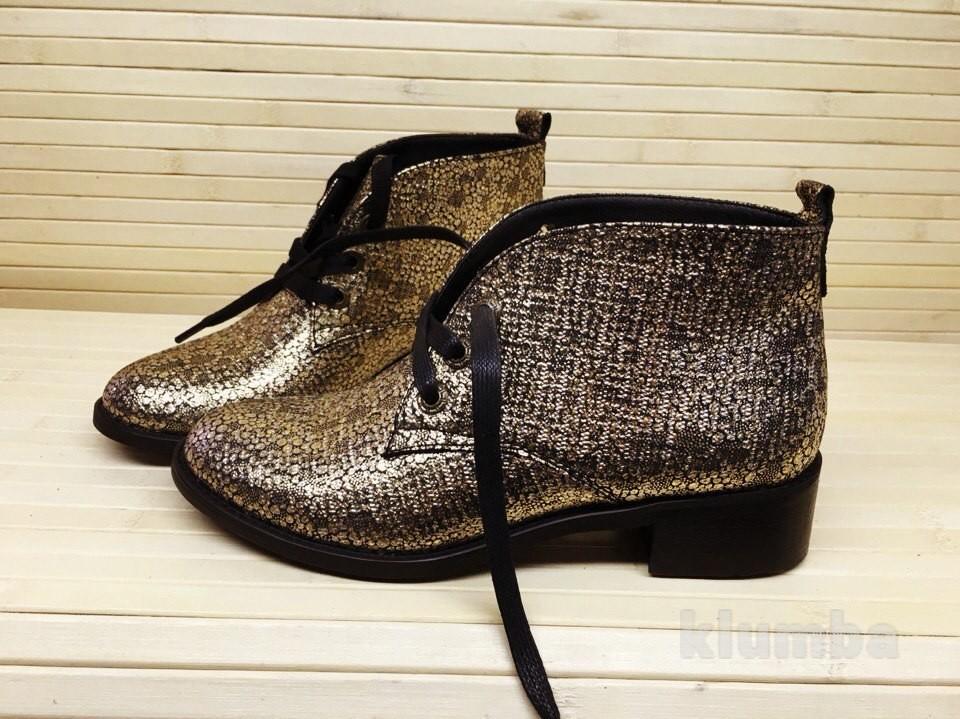 Ботинки натуральная кожа!самые низкие цены! фото №7