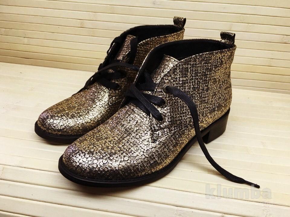Ботинки натуральная кожа!самые низкие цены! фото №8
