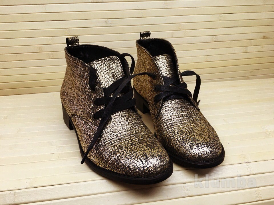Ботинки натуральная кожа!самые низкие цены! фото №9