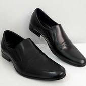 Классические туфли из натур кожи модель № 29