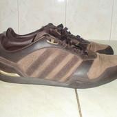 Adidas originals shw 675001 (44) кожаные кроссовки